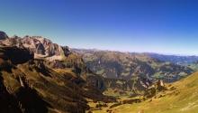 Panorama Zentralschweiz NW/OW