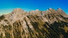 Panorama Schafarnis / Simmental BE